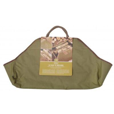 Tűzifa hordó táska