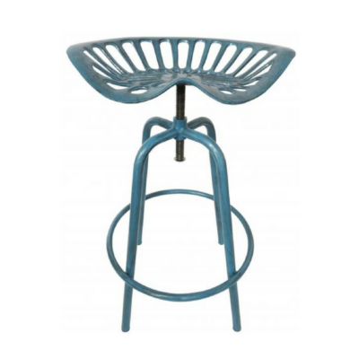 Traktor szék, kék