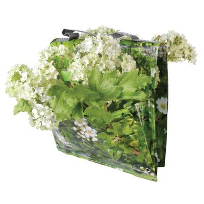 Virágtartó táska dupla