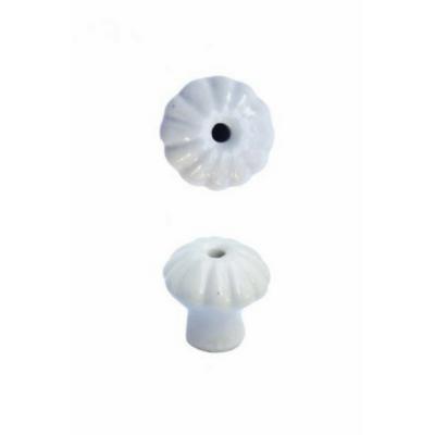 Porcelán gomb, kicsi