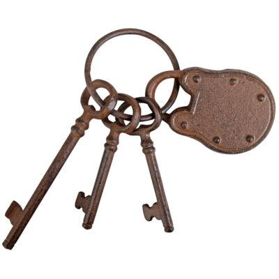 Kulcskarika, dekoráció