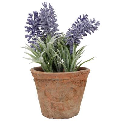 Műnövény dekoráció, levendula