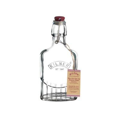 Kilner® üvegpalack légmentesen záró dugóval 275 ml