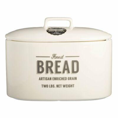 Kerámia kenyértartó