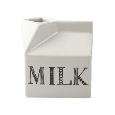 Kerámia tejkiöntő